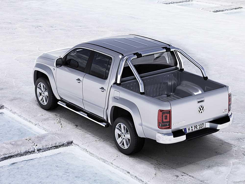 Фото Volkswagen Amarok 2013.